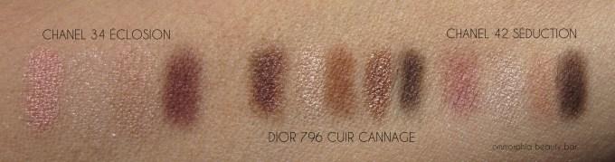 Dior Cuir Cannage vs CHANEL Eclosion & Séduction