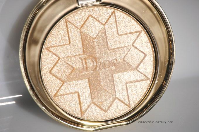 Dior 001 Gold Shock macro flash