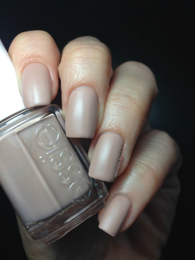 Essie All Eyes on Nudes swatch