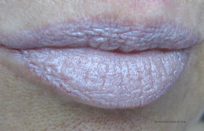 NARS Adriatic lipstick swatch