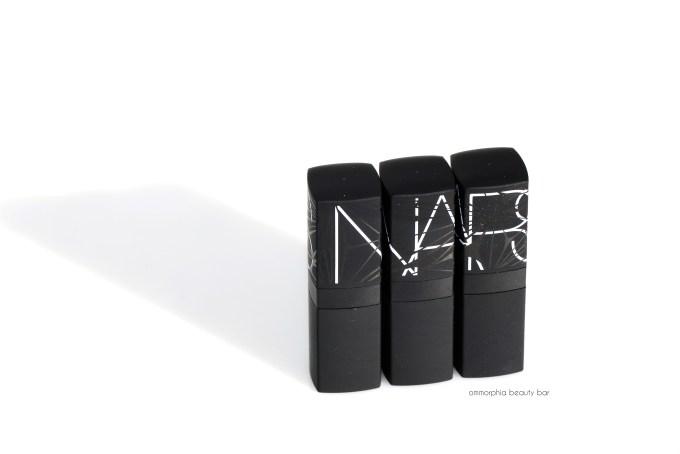 NARS Hardwired lipsticks Holiday 2014 closed