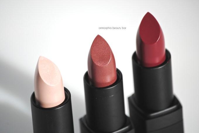 NARS Hardwired lipsticks Holiday 2014 macro