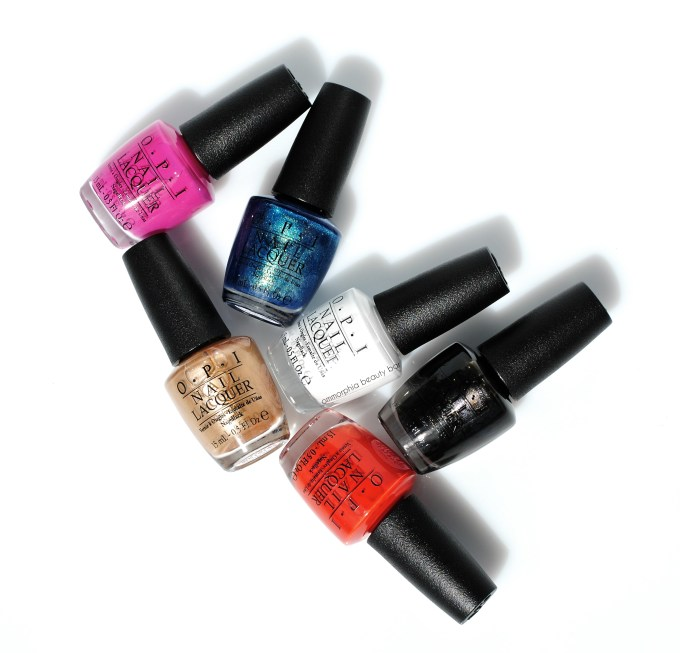 OPI Mustang Collection opener new