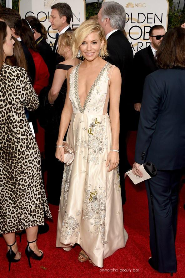 Golden Globes Sienna Miller