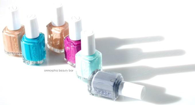 Essie Spring 2015 closer
