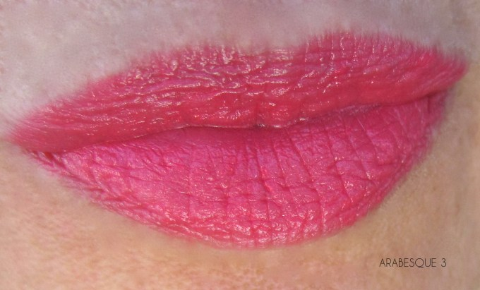 CHANEL Arabesque swatch 3