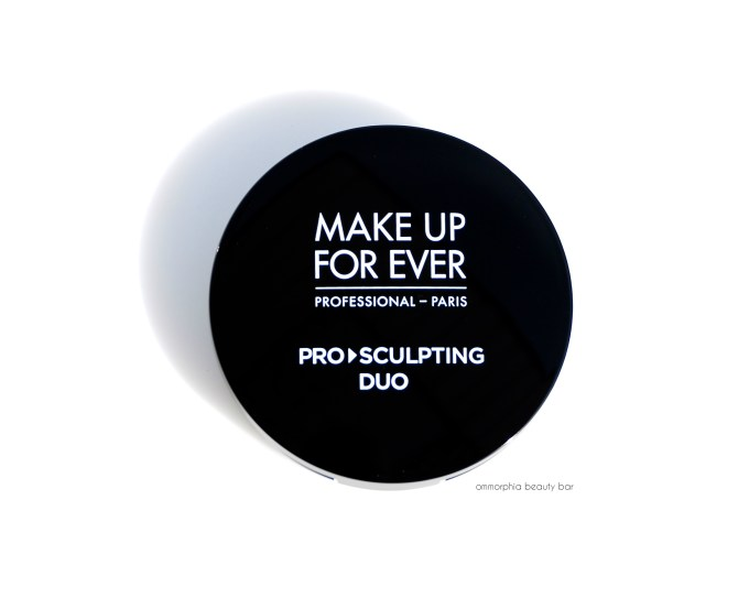 MUFE Pro Sculpting Duo compact