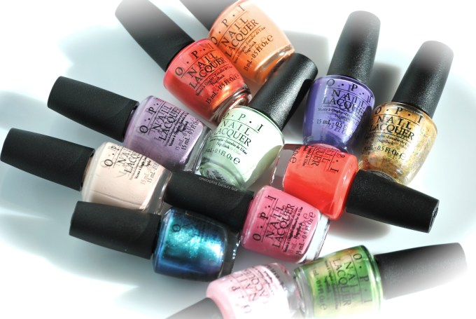OPI Hawaii Collection 2