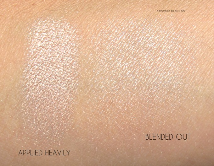 CT Filmstar Highlight swatches