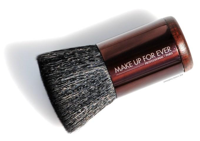MUFE Kabuki brush