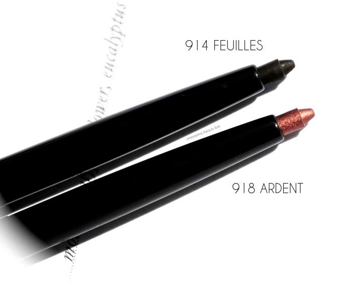 CHANEL Ardent & Feuilles macro