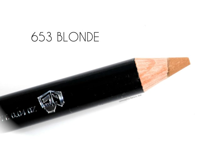 Dior 653 Blonde Powder Eyebrow Pencil