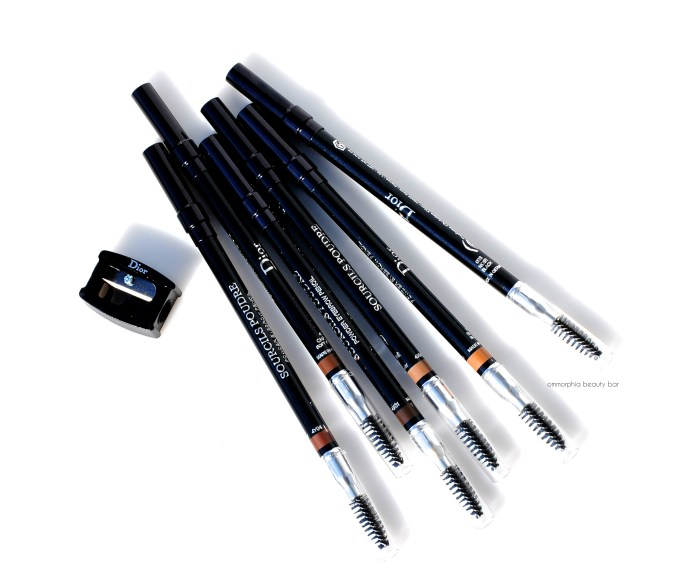Dior Powder Eyebrow Pencils 1