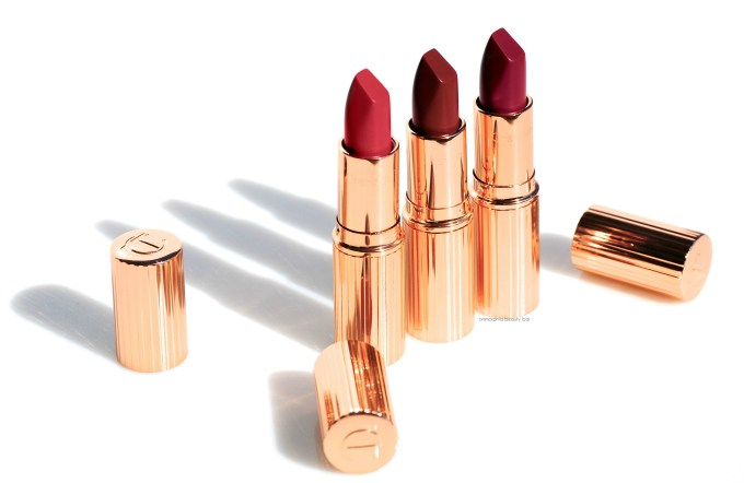 CT Matte Recolution lipsticks