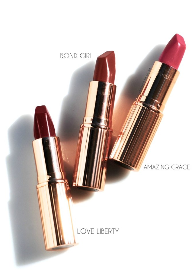 CT Matte Revolution lipsticks 2