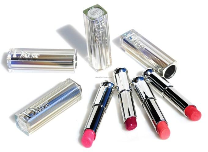 Dior Addict Lipsticks opener