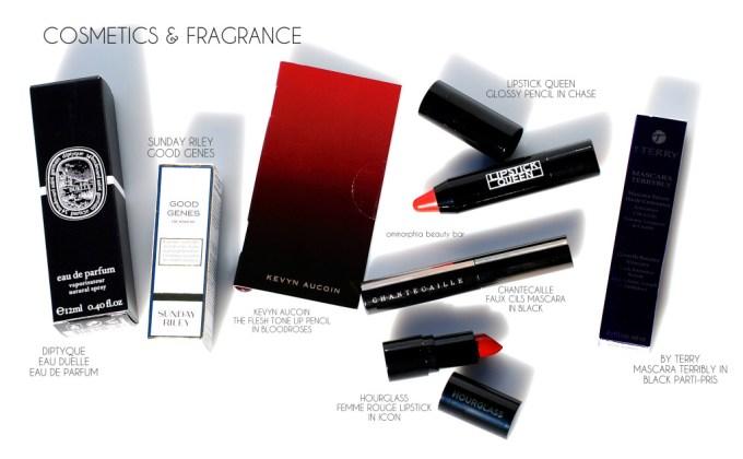 Space NK Autumn Beauty Edit cosmetics & fragrance