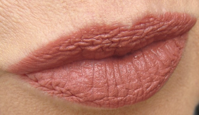 Maybelline Clay Crush swatch