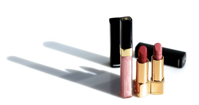 CHANEL Holiday 2015 lips