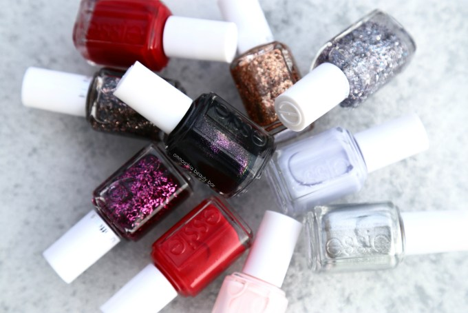 Essie Winter & Luxe Effects 2015 closer