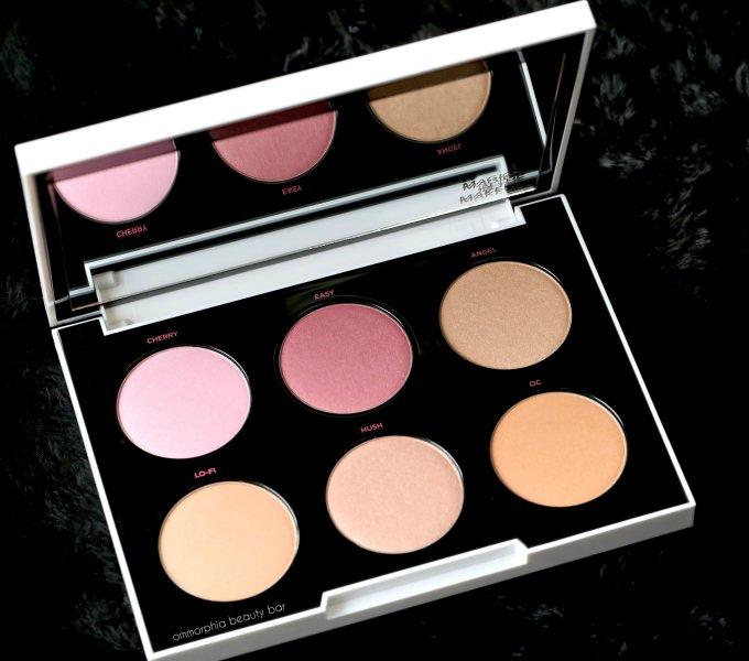 UD Gwen Stefani Blush Palette closer
