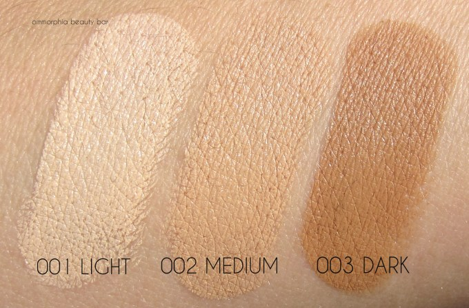 Dior Fix It swatches 1