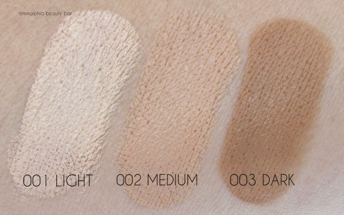 Dior Fix It swatches 2