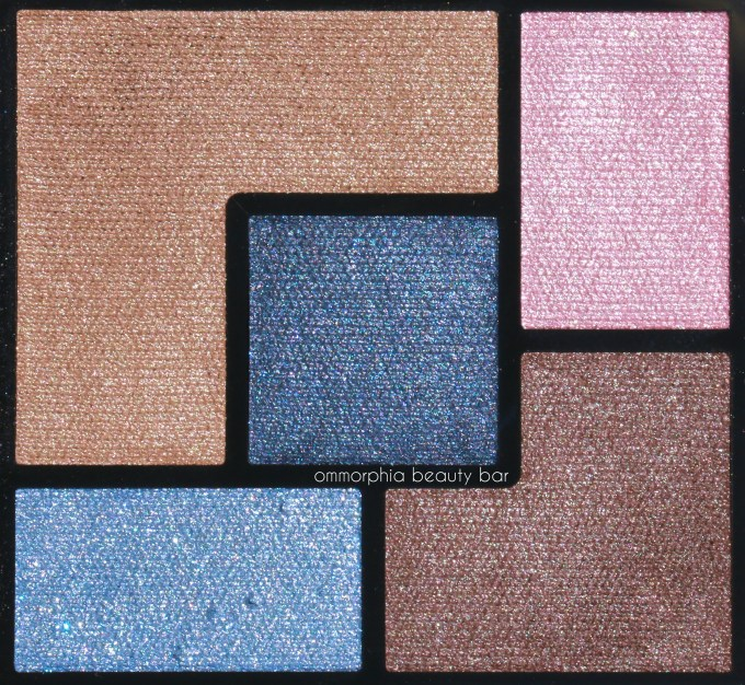 YSL Savage Escape Palette macro