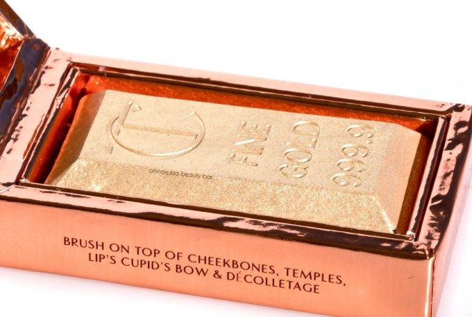 CT Bar of Gold 2
