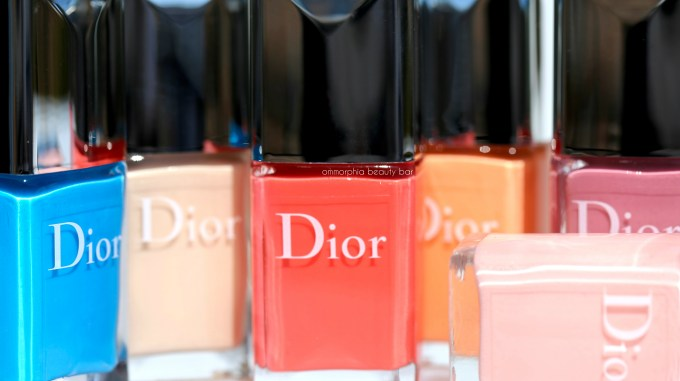 Dior Summer 2016 nail polish closer