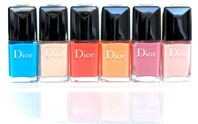 Dior Summer 2016 nail polish duos