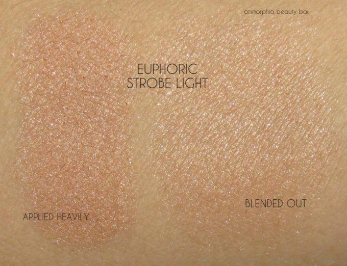 Hourglass Euphoric Strobe Light swatch