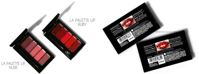 L'Oréal La Palette Lip duo