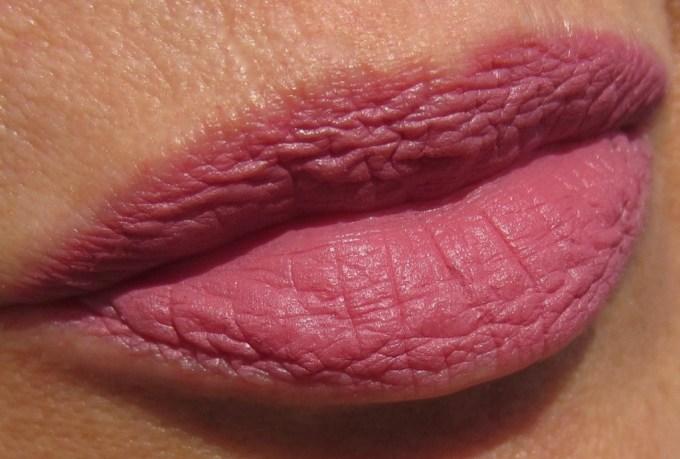 MUFE 921 Artist Lip Blush swatch