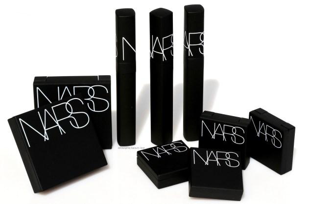 NARS Summer 2016 casings