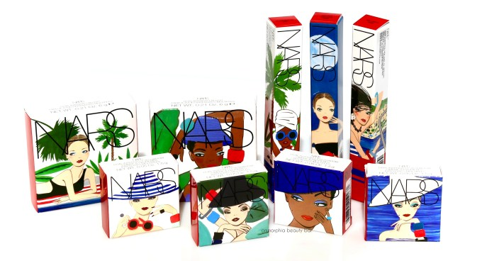 NARS Summer 2016 packaging