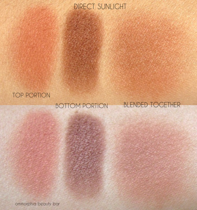 CHANEL Les Beiges Summer 2016 Duo 01 swatches