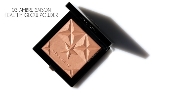 Givenchy 03 Ambre Saison Healthy Glow Powder