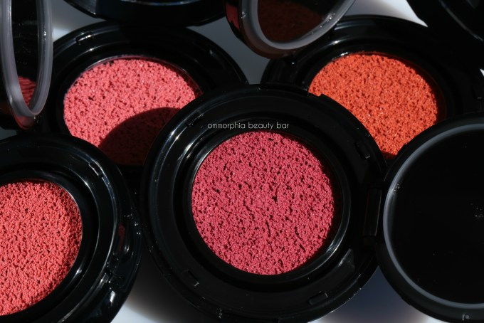 Lancome Cushion Blush closer