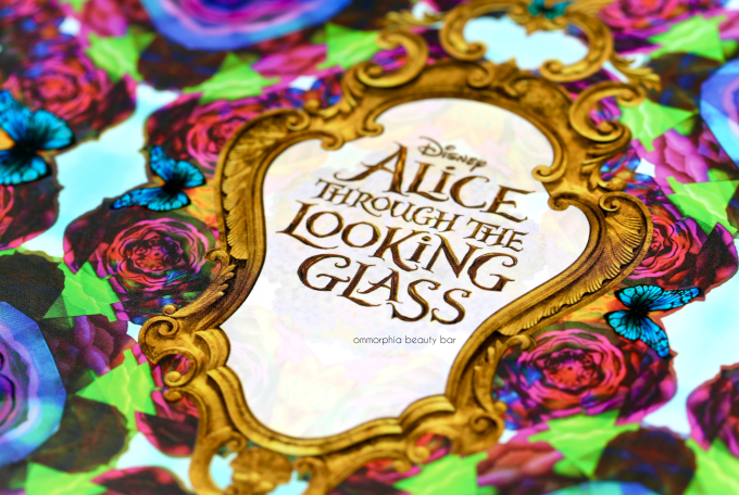 UD Alice Through the Looking Glass label