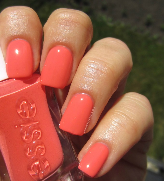 Essie On The List swatch