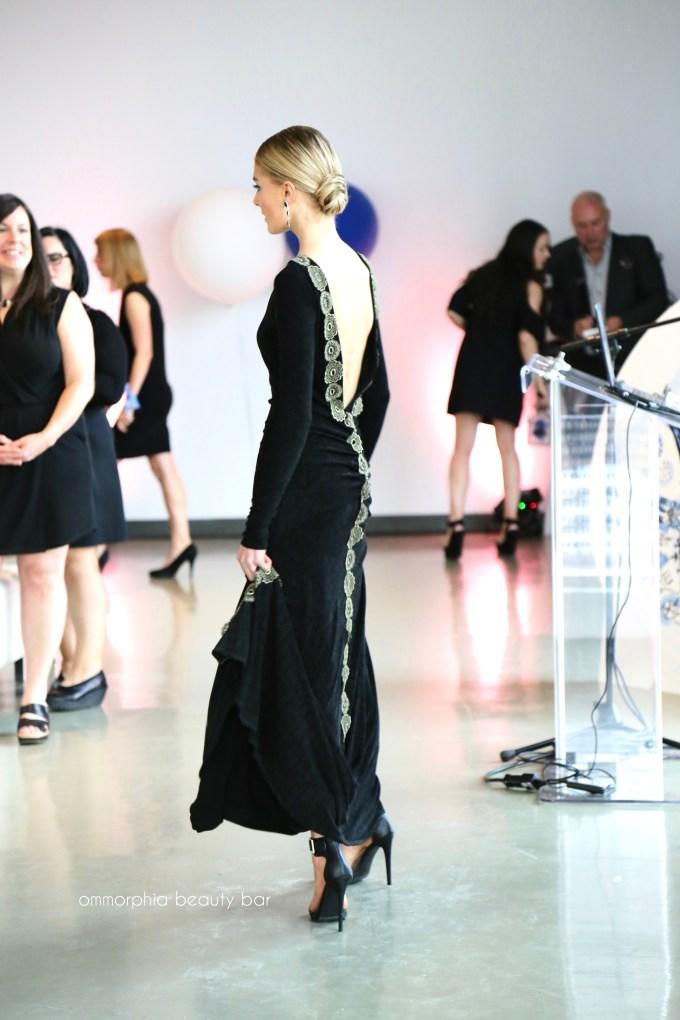 Guerlain LPRN fashion show 10