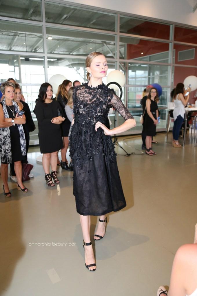 Guerlain LPRN fashion show 2