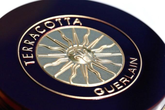 Guerlain Terra Magnifica case detail