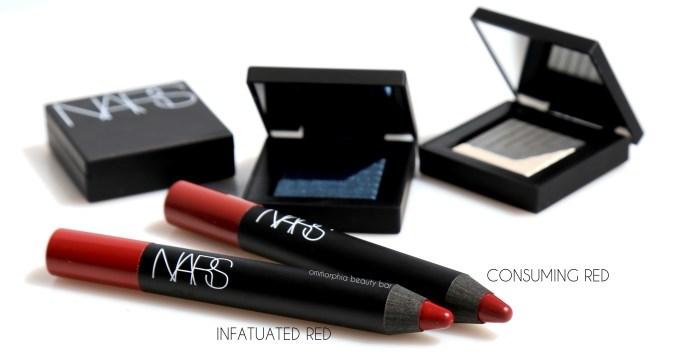 NARS Velvet Matte Lip Pencils 2 Fall 2016