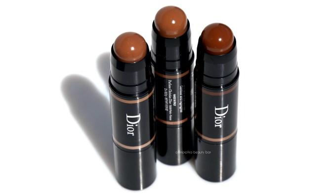 Dior Diorblush Light & Contour shadow trio 3