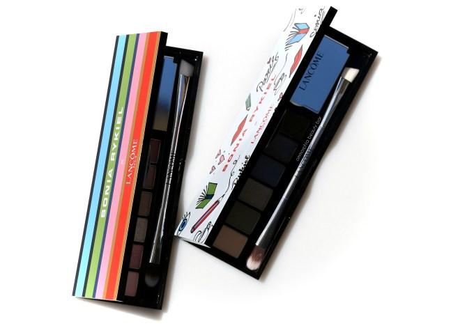 Lancome Sonia Rykiel palettes 1