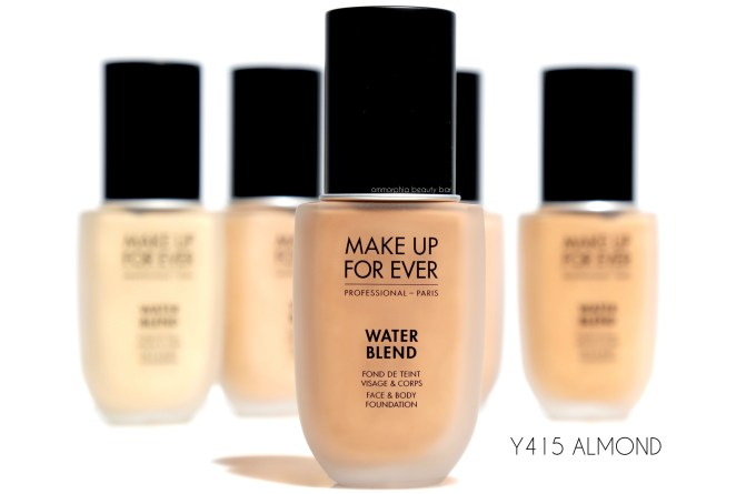 MUFE Y415 Water Blend foundation