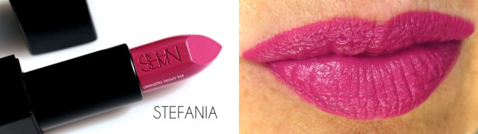 NARS Chic Out Stefania macro & swatch