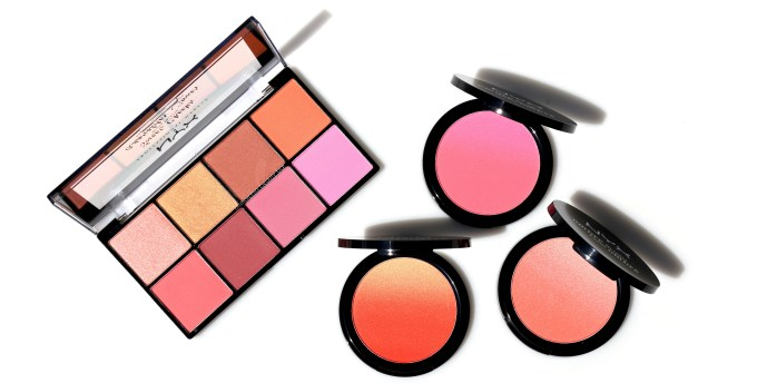 NYX Sweet Cheeks & Ombré blushes 2